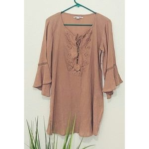 O'NEILL BEACH SWIM COVER UP NEW WITH TAGS